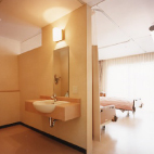 療養室(2床室)の写真