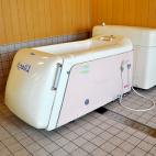 機械浴(座浴)の写真