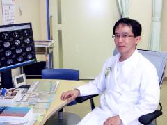 医療法人 平病院 理事長 平 健司 写真